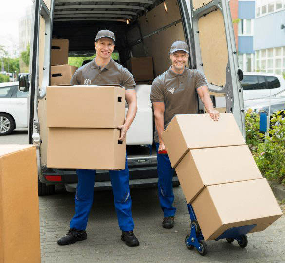 Oprichters Allround Movers
