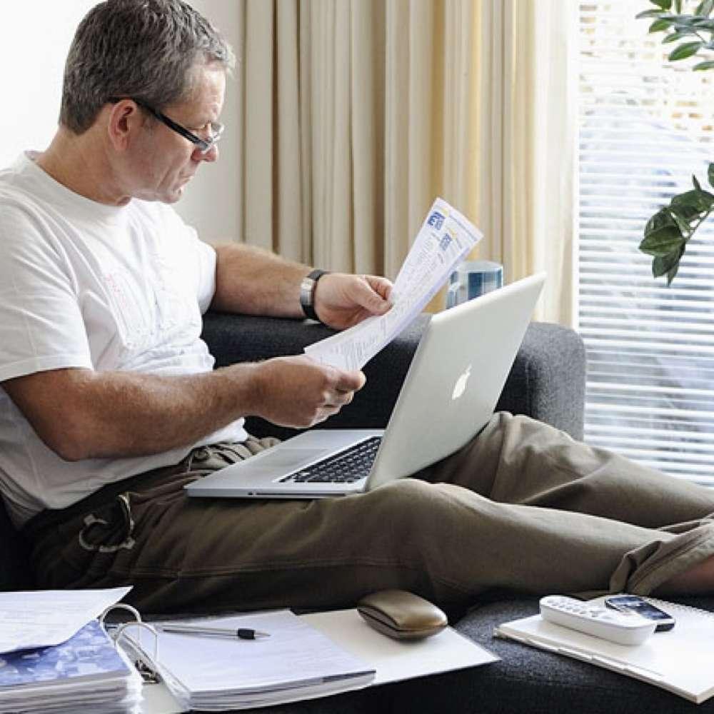 Kies of creëer de juiste plek voor je thuiskantoor
